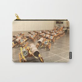 Tribute to Joseph Beuys Carry-All Pouch