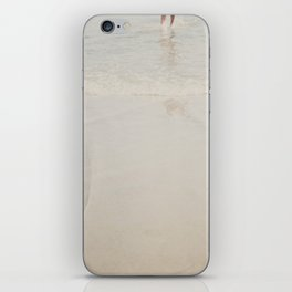 playing in the waves ... iPhone Skin