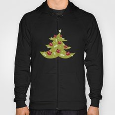 Cat Christmas Tree Hoody