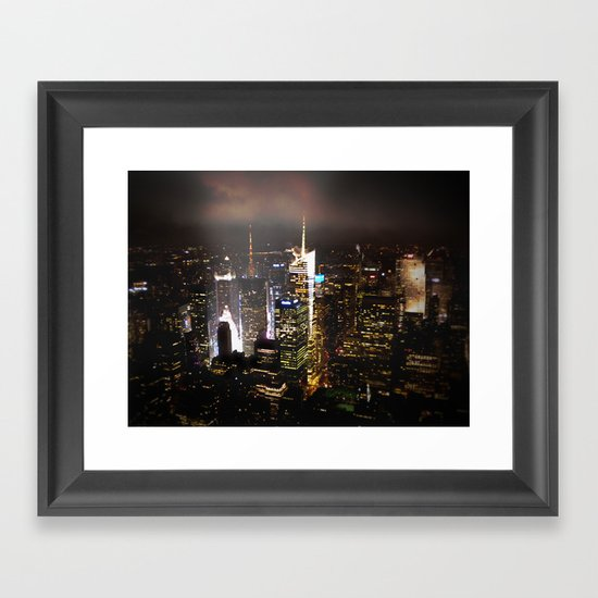 New York in 20 pics - Pic 15. Framed Art Print
