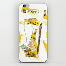 High Fashion iPhone Skin