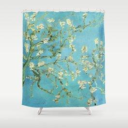 Vincent Van Gogh Almond Blossoms Shower Curtain