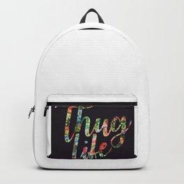 Thug Life Dark Backpack