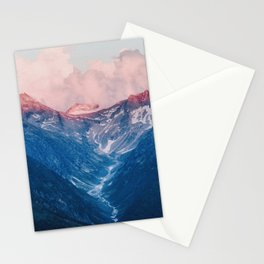 Mountain Magic Stationery Cards