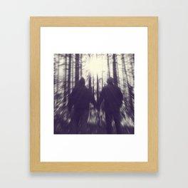 Forever You Framed Art Print