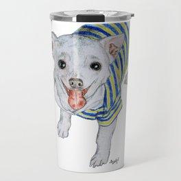 Trendy Chihuahua Travel Mug