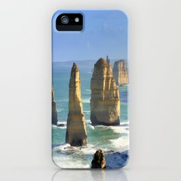 Rock Formations iPhone Case