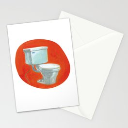 toilet Stationery Cards