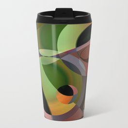 Warm Wind Waning Metal Travel Mug
