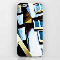 The World As I See It iPhone & iPod Skin