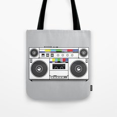 1 kHz #4 Tote Bag