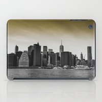 manhattan iPad Cases featuring Manhattan by Forand Photography