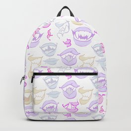 MOUTHS Backpack