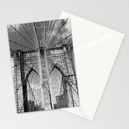 Brooklyn Bridge New York City Stationery Cards