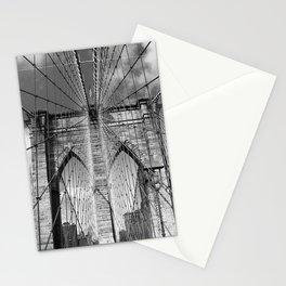 Brooklyn Bridge New York City Stationery Cards