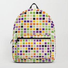 City Blocks - Eggplant #490 Backpack