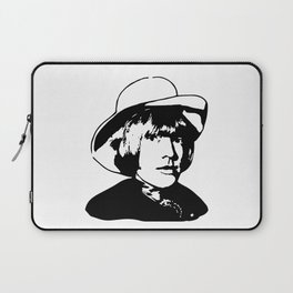 PORTRAIT OF BRIAN THE STONE Laptop Sleeve