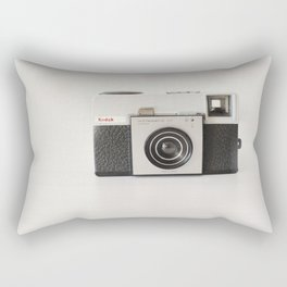 vintage camara Rectangular Pillow