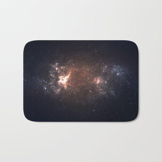 Deep Space Bath Mat