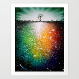 """Yggdrasil"" Art Print"
