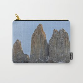 The Towers   Torres del Paine National Park, Patagonia Carry-All Pouch
