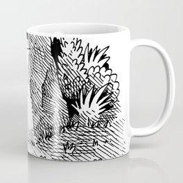 Easter Island Redux Coffee Mug