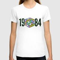 1984 T-shirts featuring 1984  by CaptClare
