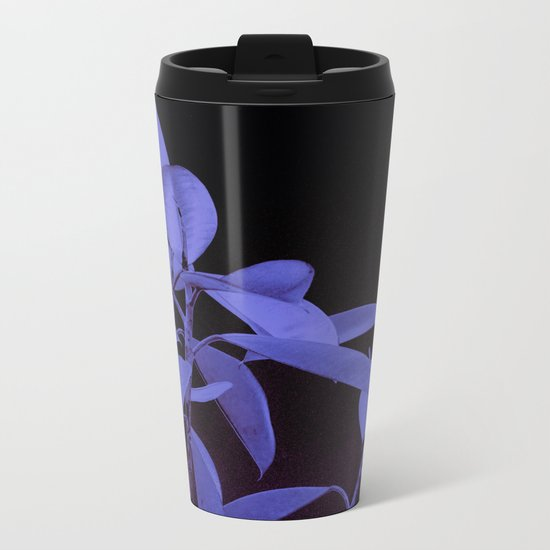 Rubber plant II Metal Travel Mug
