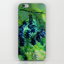 One Day At A Time . . . iPhone Skin