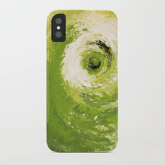 Abstract painting III iPhone X Slim Case