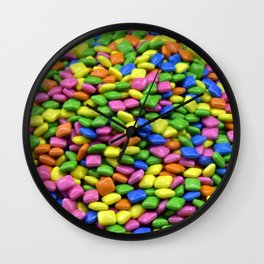 Chewing gum - I Wall Clock
