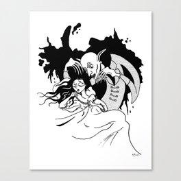 Nosferatu the Vampire Canvas Print