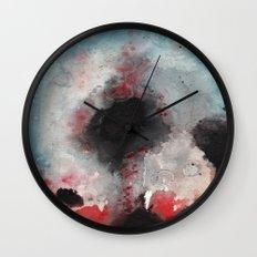 D R O W N Wall Clock