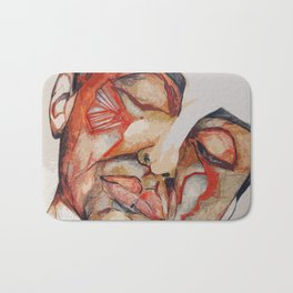 Your Crooked Face Bath Mat