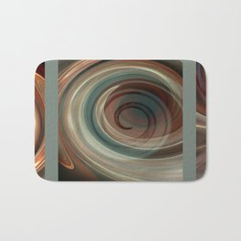 creation triptychon Bath Mat