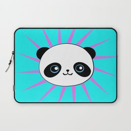 Wild Rockstar Panda Laptop Sleeve