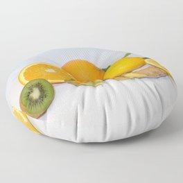 Vitamins II Floor Pillow