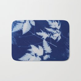 Cyanotype No. 2 Bath Mat