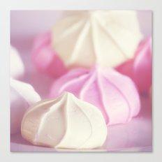 meringues Canvas Print