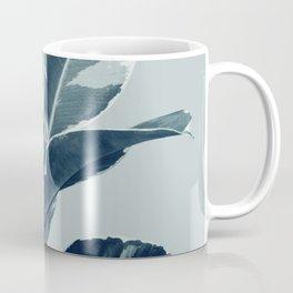 Ficus Elastica Finesse #1 #tropical #foliage #decor #art #society6 Coffee Mug