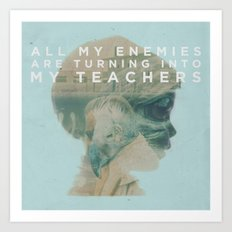 Alexander Ebert - Truth Art Print