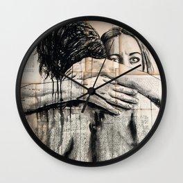 Please do not go Wall Clock