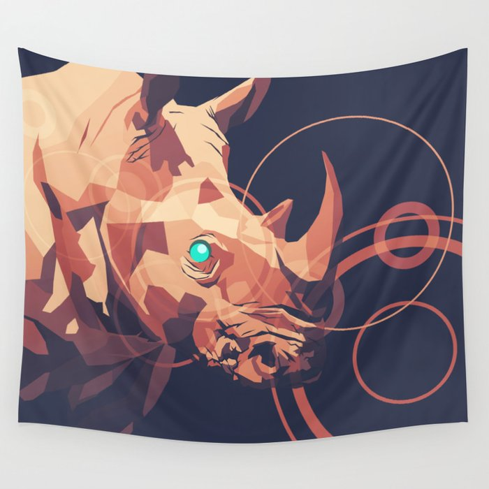 Git Gud Wall Tapestry