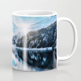 Lai da Marmorera Mountains Coffee Mug