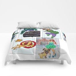 blah Comforters