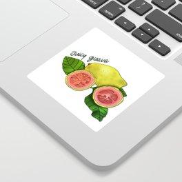 Juicy Guava Sticker