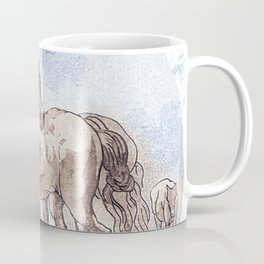 Companions - horse love Coffee Mug