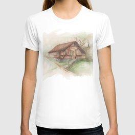 Wooden Cabin  T-shirt