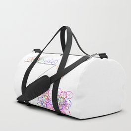Bike 1, Vector, Design Duffle Bag