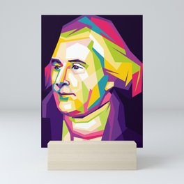 Thomas Jefferson Mini Art Print